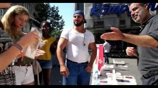 Iraner sagt die Wahrheit, Abou Nagie leugnet den Koran !!