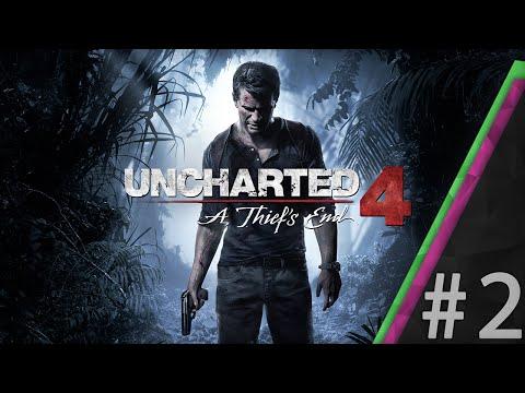 GYÖNYÖRŰ!!!!!!!!!!!! - Uncharted 4: A Thief's End #2 + ASSZONYPAJTÁS!!!!!!!!!!!!!