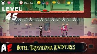 Hotel Transylvania Adventures LEVEL 45