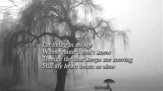 Peter Gabriel - My Body is A Cage  (with lyrics)