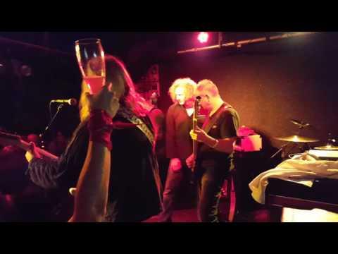 Tokyo Blade, Little Devil Club, Tilburg, Holland 16/10/16
