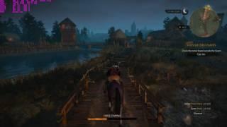 The Witcher 3 - (I5 6600k @4.4ghz + Gtx 1070) Ultra FPS test 1080p