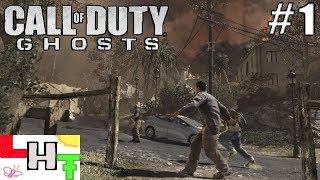 SZELLEMEK! | Call of Duty Ghosts #1