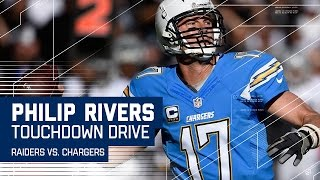 Philip Rivers Tosses 2 Huge Passes to Take the Early Lead! | NFL Week 15 Highlights