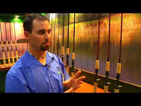 ICAST 2009 - G. Loomis Crankbait Rods