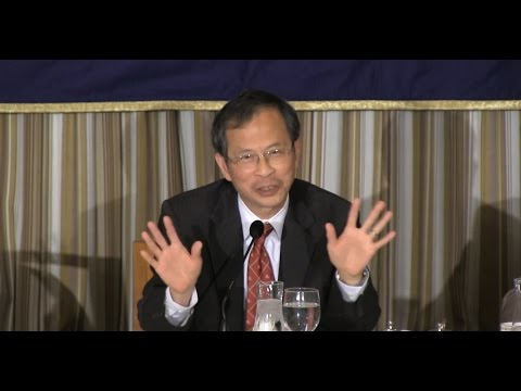 "Jasper Tsang Yok-sing: ""Recent Political Developments in Hong Kong"""