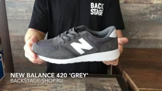 New Balance 420 'Grey'