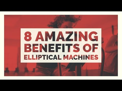 8 Amazing Benefits of Elliptical Machines
