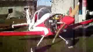 messa in moto e prova  motore  del  corby starlet cj1