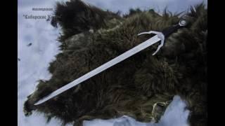 Witcher sword. Ведьмачий меч. Обзор