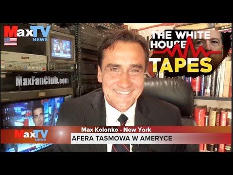 Trump Fires FBI Director - Afera Taśmowa w USA - Max Kolonko Mówię Jak Jest