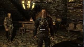 The Elder Scrolls V: Skyrim Прохождение 5: Стена Алдуина