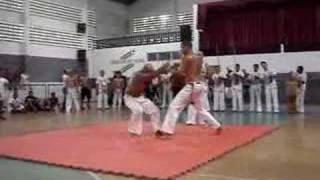 1° Mega Fight Pará Muzenza Capoeira