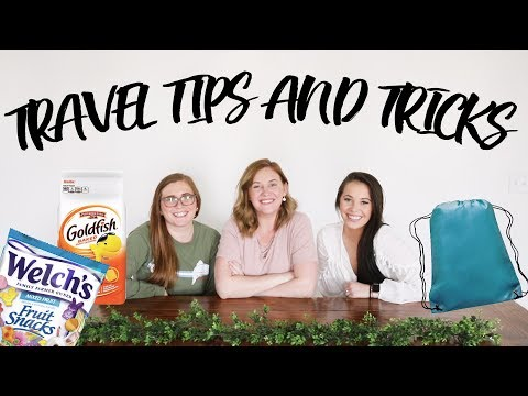 Road Trip With Kids Travel Tips and Tricks