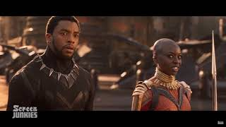 Let's React: Honest Trailers - Black Panther by Screen Junkies