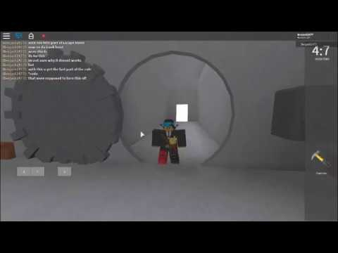 Roblox-Escape Room Singleplayer Bank Heist