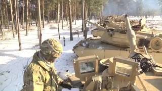 Video 3-4 ABCT Prepares Abrams Bradleys For Training POLAND download MP3, 3GP, MP4, WEBM, AVI, FLV Desember 2017