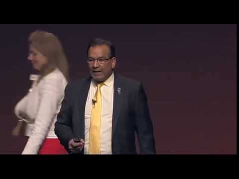 BASH BOKHARI: ACN Creating International Organisation 2014FEB Rotterdam MYRIAM & BASH