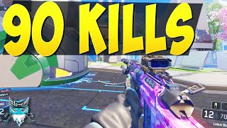 90 Kills | A year In Review Black Ops 3 Sniper Gameplay