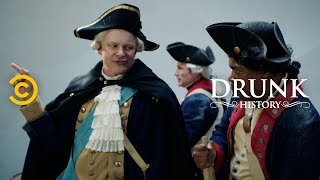 A Surprising Christmas Story: Washington Crossing the Delaware (feat. Rob Corddry) - Drunk History