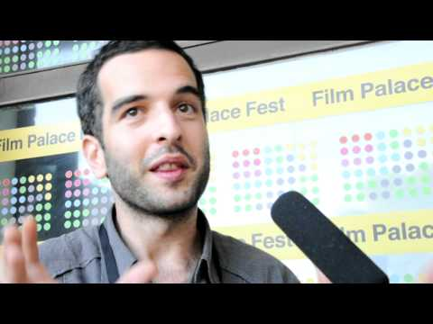 Interview with filmmaker Mikel Gurrea in Spanish by Alexander Acosta Osorio