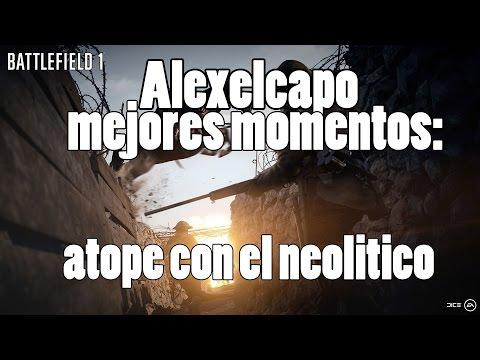 Mejores Momentos | Directo: Atope Con El Neolitico | Alexelcapo