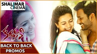 Kathakali Movie Back to Back Superhit Promos || Vishal , Catherine