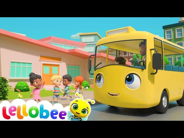 School Bus   BRAND NEW!   Baby Songs   Nursery Rhymes   Little Baby Bum   Bus Songs For Kids