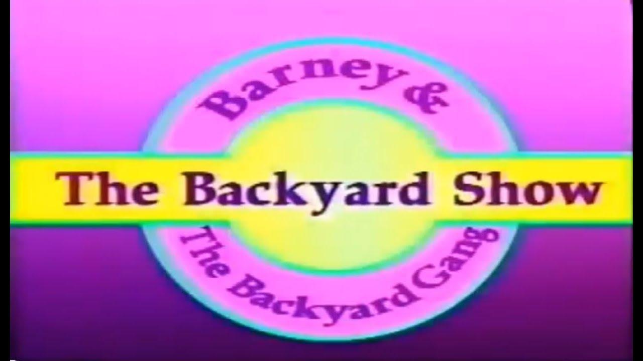 barney: backyard show custom theme (backyard gang version) - youtube
