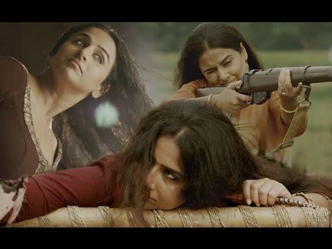 Vidya Balan Censored Scenes || Begum Jaan Censored Powerful Dialogues || Slapped His Co-Actress
