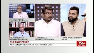 The Big Picture - Anti-Defection Law & Karnataka Political Crisis