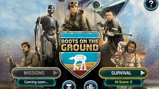 Игра Изгой-один: Звёздные войны (Game Rogue One)