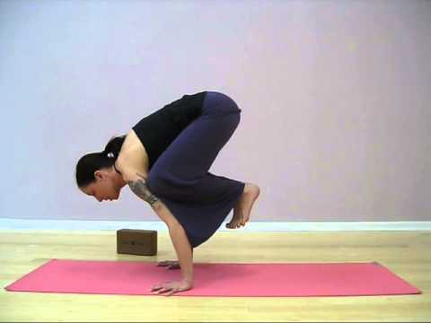 wwwteachasana  teaching crow pose  youtube