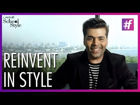 Reinvent Yourself With Karan Johar
