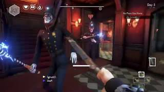 We Happy Few - Act lll Ollie: No Place Like Home: Escape! Bobbies Combat Xbox one Gameplay (2018)