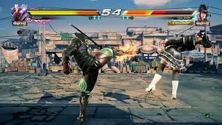 Tekken 7: Yoshimitsu Perfect (Commentary)