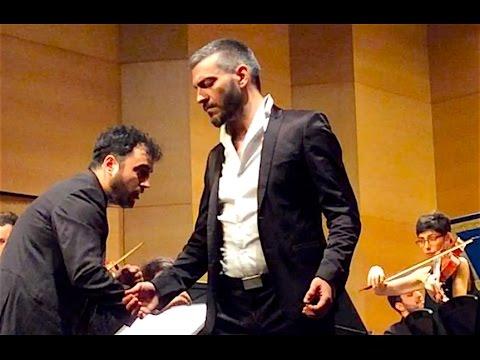 Cara sposa Filippo Mineccia, Nereydas y Javier Ulises Illán