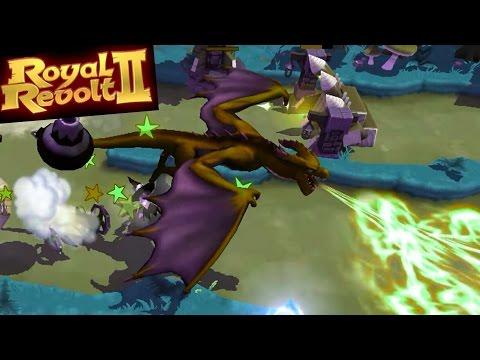 ROYAL REVOLT 2 - ZOMBIE DRAGON!