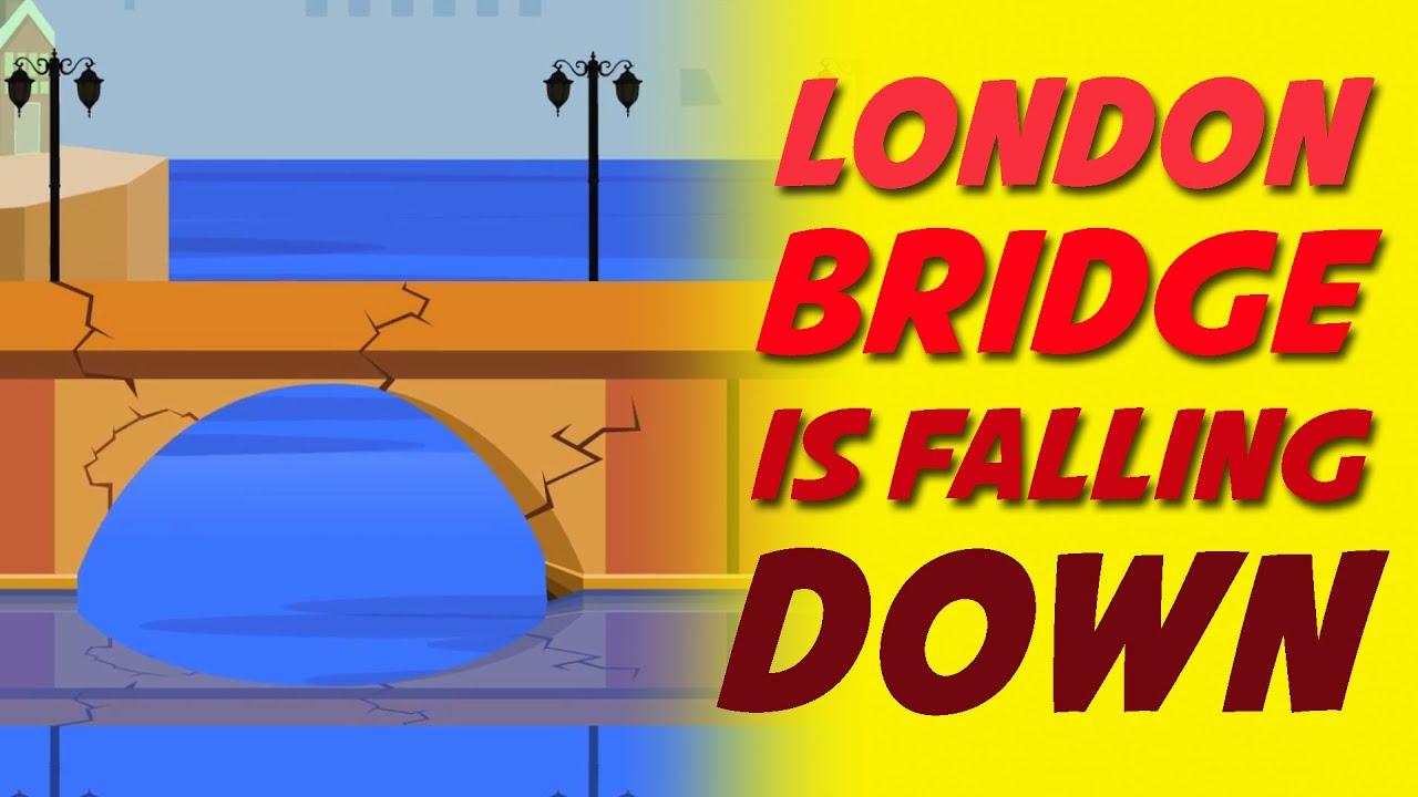 London Bridge Is Falling Down - Nursery Rhyme - YouTube