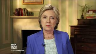 Hillary Clinton on Libya