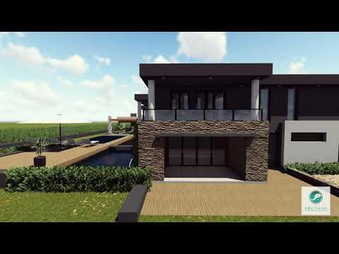 oGatsheni Projects - Dr T Zulu Residential House