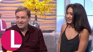Death in Paradise's Ardal O'Hanlon and Joséphine Jobert Reveal on Dealing With the Heat   Lorraine