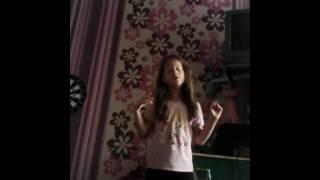 Танец под песню -Слеза