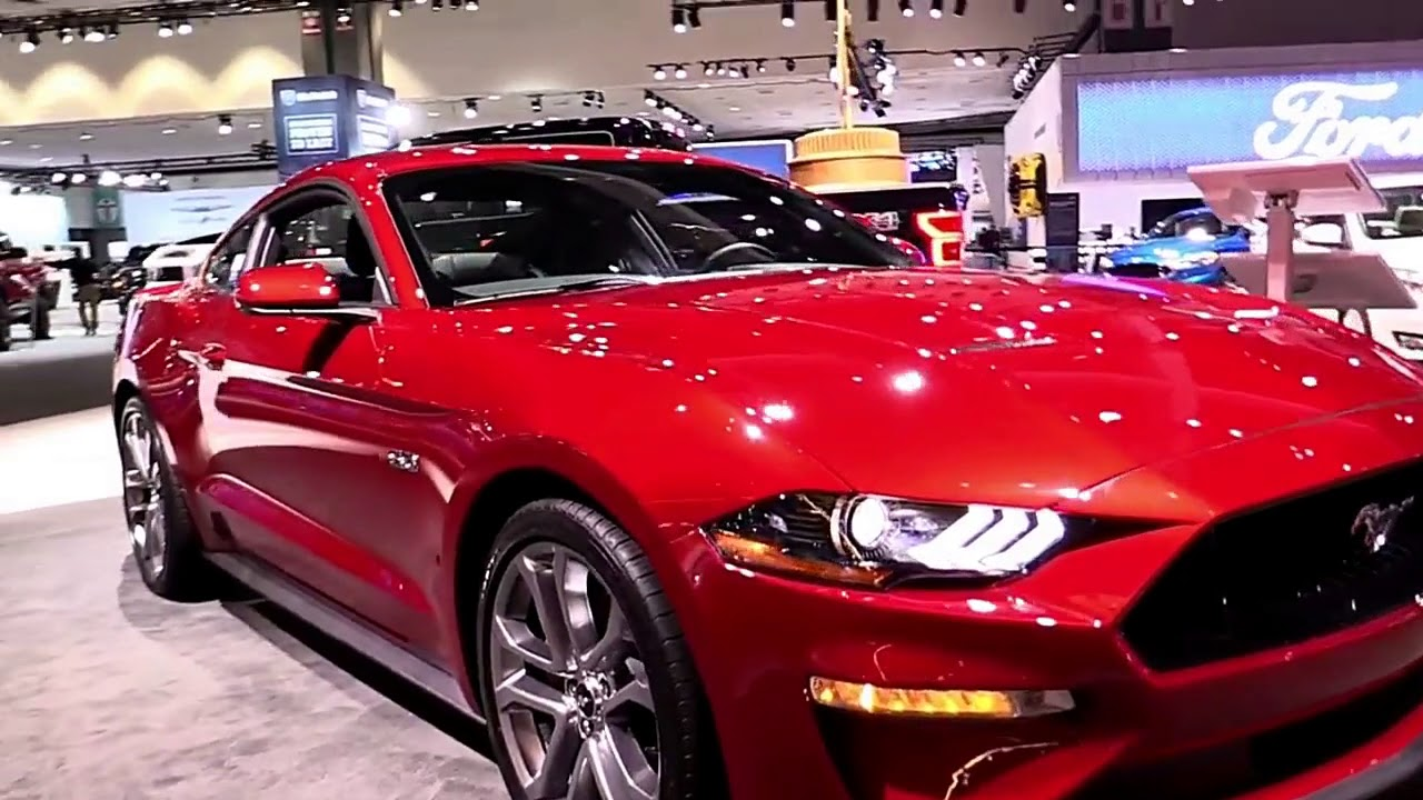 2018 ford mustang gt edition pro design special limited first impression lookaround youtube. Black Bedroom Furniture Sets. Home Design Ideas