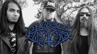 Decayed Existence - Extermination Campaign (Lyric Video)
