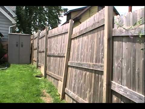 neighbours keep breaking my fence 3