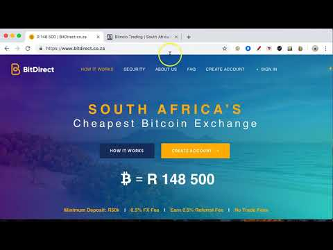 Bitcoin Arbitrage In South Africa