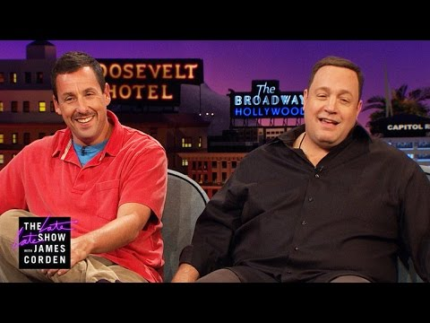 Thumbnail: Kevin James & Adam Sandler: Loving, but Uncool Dads