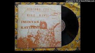 Izintombi Zesi Manje Manje (South Africa):Shweleza kwabaphansi/Sala themba lami 1970