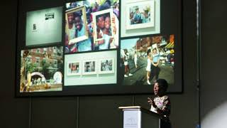 Thelma Golden on The Studio Museum & Post-Black Artists | Crys…